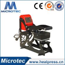 Imprensa do calefator da sublimação da máquina da imprensa do calor do tampão para carimbar com CE