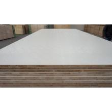 ¡Gran venta! Tablero de bloque revestido blanco del pino de HPL 0.7mm con CE, Fsc, Carb, certificaciones del SGS
