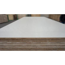 Hot Sale! White HPL 0.7mm Coated Pine Block Board with CE, Fsc, Carb, SGS Certifications