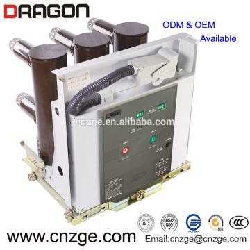 ВС1 12кв высокого напряжения крытый вакуумный выключатель/встроенный полюс