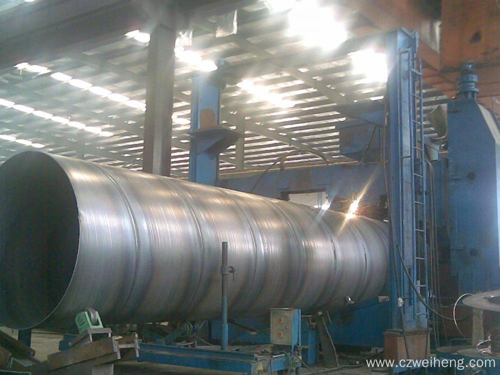 Ssaw Steel Pipe api 5l grade x60
