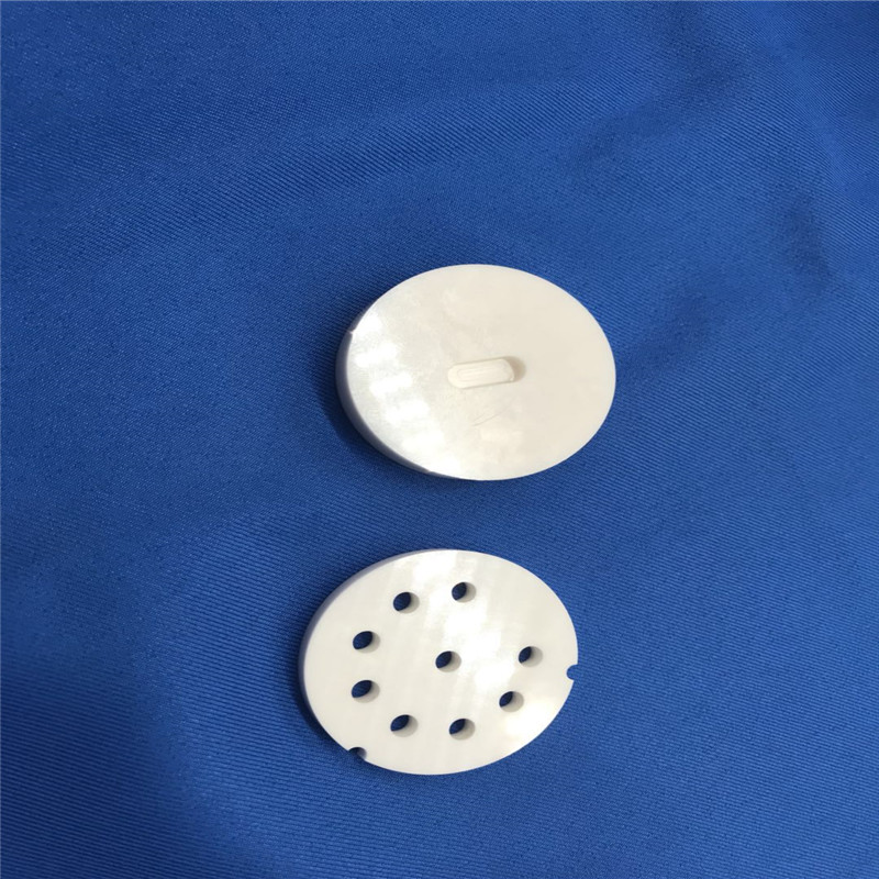 Mechanical Porous Ceramic Disk