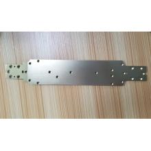Tôle d'aluminium de 1,0 mm avec brossage / anodisation