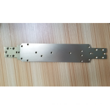Chapa metálica de alumínio de 1.0mm com escovadela / anodização