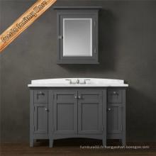 Fed-1692A Cabinet de salle de bains pour lavabo de salle de bain