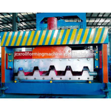 2016 High Rib Steel Metal Flooring Deck Sheet Roll Forming Machine