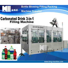 Full Stainless Steel Made Liquid Bottling Machine