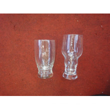 China Wholesale Beer Glass Drinking Glass Cup with Handle Kb-Hn0565