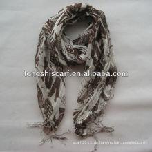 MD313 Mode Infinity Leinen Schal