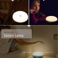 2017 алибаба спальня ванная комната Ночной свет с датчиком батареи детские лампы