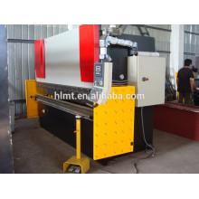 Prensa hidráulica, máquina de doblado de CNC de aluminio de par sincrónico