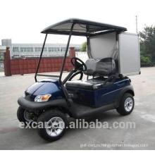 2 сидения цены электрический гольф-кары с одним rooling дверь коробка для хранения багги автомобиль