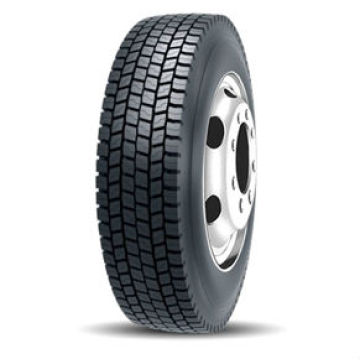 Double Happiness brand pattern DR938 truck tires 315/80r22.5