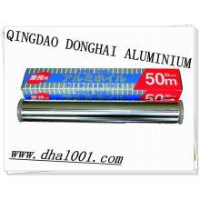 Aluminiumfolie zum Wickeln