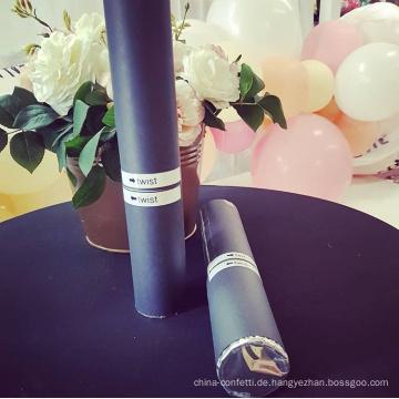 Confetti Cannons Party Poppers sicher perfekt für jede Party Silvester oder Hochzeitsfeier