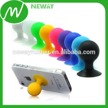 Logo personnalisé Hot Sell Round Cell Phone Suction Cup Holder