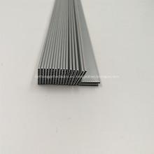 Extrusiones de tubo de aluminio 3102 para condensadores de automóviles