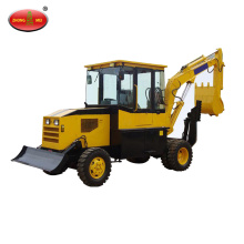 6.5 Ton Hydraulic Long Beam Wheel Excavator