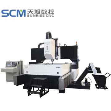 CNC Water cooling Steel Plate Drilling Machine