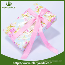 Lovecolour benutzerdefinierte Geschenk Dekoration Verpackung Band