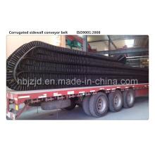 Wk120 Cleated High Incline Conveyor Belt