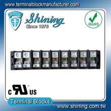 TGP-050-09JSC UL RoHS approuvé 600V 50A Plug In Power Terminal Block