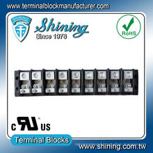 TGP-050-09JSC UL RoHS Approved 600V 50A Plug In Power Terminal Block