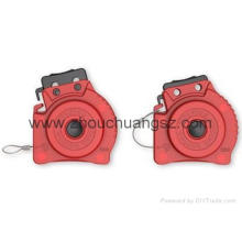 ZC-L33 Wheel Type Cable Lockout, Nylon Material