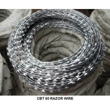 Hot-Dipped Razor Barbed Wire