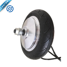 Geared Brushless Electric Wheel Hub Motor 24v 250w