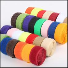 Polyester Velcro tape Hook and Loop sticky tape