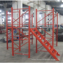 Large Capacity Heavy Duty Mezzanine Floor System with Competitive Price