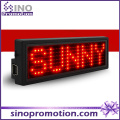 LED Name Tag LED Anzeige ID Abzeichen Name Tag