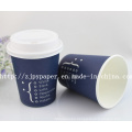 Customized Printed Single Wall Paper Cup (European) -Swpc-69