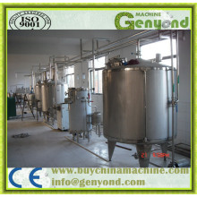Full Automatic Stainless Steel Dairy Plant