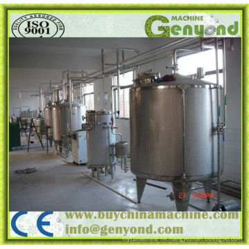 Stainless Steel Automatic Dairy Equipment