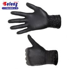 Solong tatouage autorisé taille S / M / L taille stérile gants de tatouage jetables
