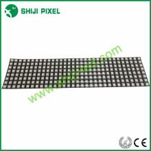 8x8 / 16x16 / 8x32 pantalla led flexible al aire libre flexible flexible del panel de la matriz 5v