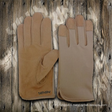 Pig Leather Glove-Safety Glove-Industrial Glove-Cheap Glove-Electronic Glove-Work Glov