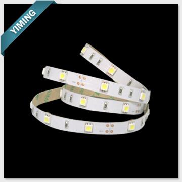 Não-impermeável IP20 7.2W 30leds 5050SMD Flex LED Strip Lights