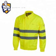 luminous jacket reflective strip gilet fluo