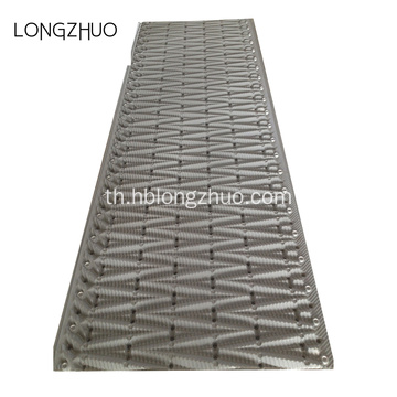 0.28mm PVC Fill สำหรับ Cooling Tower