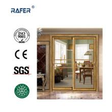 Siliding двустворчатые алюминиевые двери (РА-125 Гурдов)