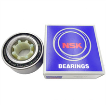 High precision nsk 30bwd07 wheel bearing wheel hub bearings