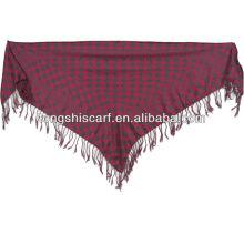 Mode rot unendlich Dreieck Schal