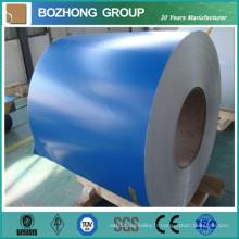 Prix d'usine PVDF et PE Color Coated 6070 Aluminium Coil