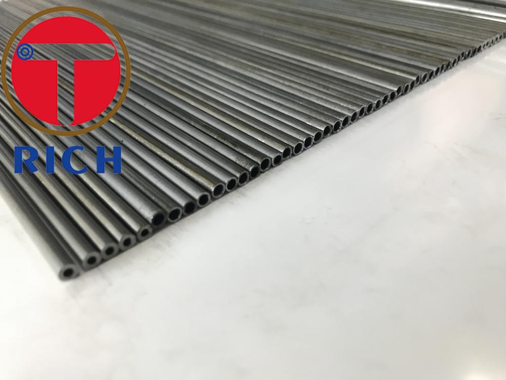 Small Diameter Seamless Capillary Steel Tube