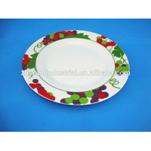 medium quality cheap price ceramic plate