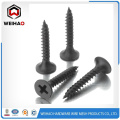 competitive white and blue galvanized drywall screws
