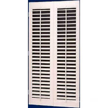 89mm Plantation Wooden Shutter (SGD-S-6045)